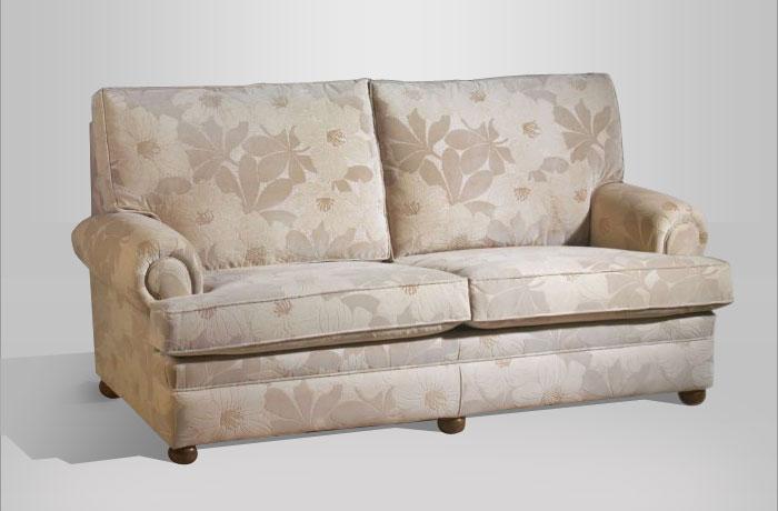 Sof s cl sicos muebles toledo for Sofas tela rustika